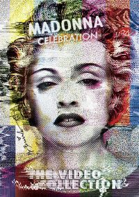 Cover Madonna - Celebration - The Video Collection [DVD]